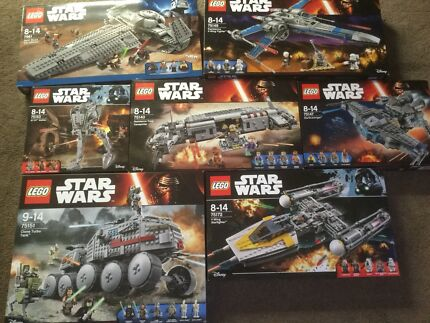 LEGO Star Wars (new sealed )