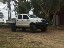 2009 Toyota hilux Herne Hill Swan Area Preview