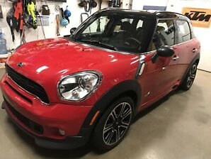 2014 Mini Cooper S Countryman AWD