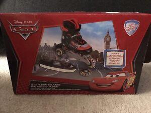 Disney Pixar Cars 3 - 2-in-1 Switcher Skates - New in Box