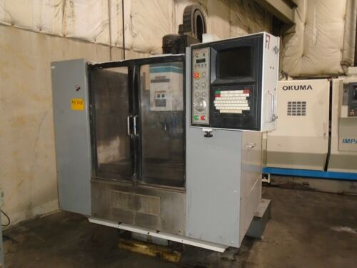 Fadal 914 VMC15 Model 914-10 Tool Room CNC Mill 88HS Control 1998 With Video