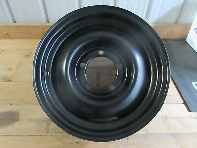 "New 16"" Steel Wheel fits jeep 1941 up CJ5 CJ6 CJ3A CJ2A CJ3B fits willys MD JUAN"