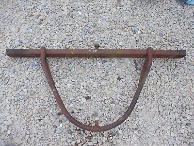 Allis Chalmers G Tractor Original Ac Wide Frontend Wishbone Axle