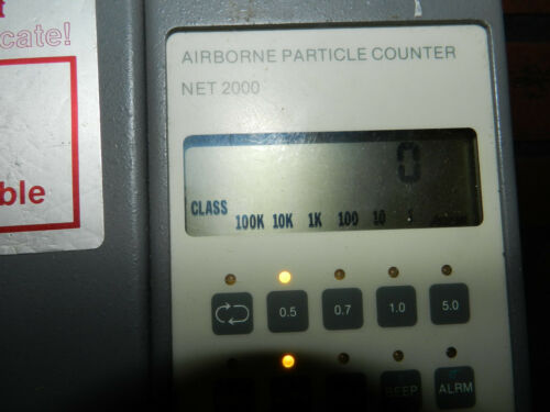 Atcor Particle Counter Net 2000