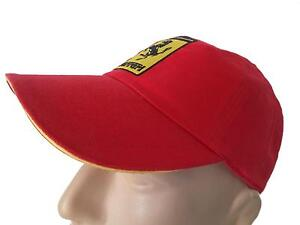 3f8c27ab592 Ferrari Hat Cap