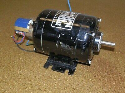 Bodine Electric Series Motor 140 Hp Rpm 1725 Nci-13 Small Motor