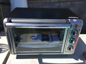 Countertop oven/ NOT a tiny toaster oven