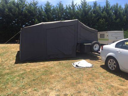 Ezy Trail Camper Trailer