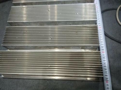 Aluminum Heat Sink Radiator Various Sizes Available