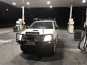 2006 Toyota hilux 4x4 turbo Diesel Horsley Park Fairfield Area Preview