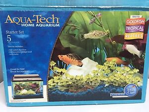 Fish tank complete set with my more