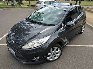2010 Ford Fiesta Zetec Sports - SUNROOF, LOW KMS Caulfield South Glen Eira Area Preview