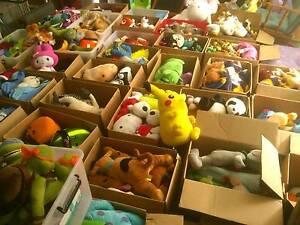 Brand New Plush Toys Kilmore Mitchell Area Preview