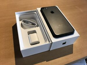 iPhone 7 128GB - Matte Black