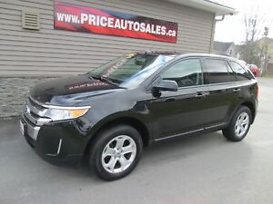 2013 Ford Edge SEL-HEATED LEATHER-NAVIGATION-FULL GLASS ROOF!!!