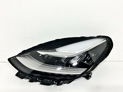 Genuine Tesla Model 3 2017-2020 Left Side RHD Headlight - 1077379 00 C (J7)