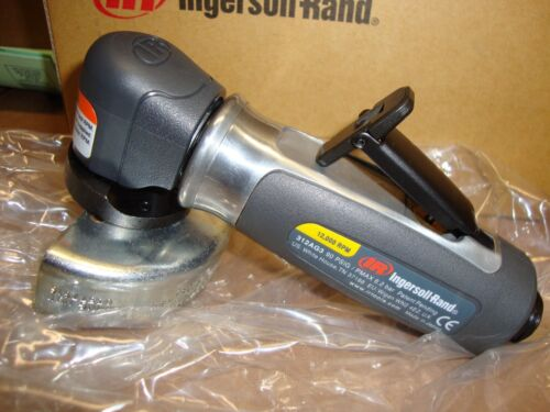 """NEW Ingersoll Rand 312AG3 3"""" Angle Grinder Air Tool"""