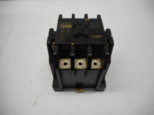 Togami Magnetic Contactor Type CLK-65H JEM-1038 NKE-8572