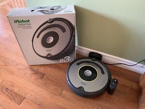 Roomba 630 vacuum
