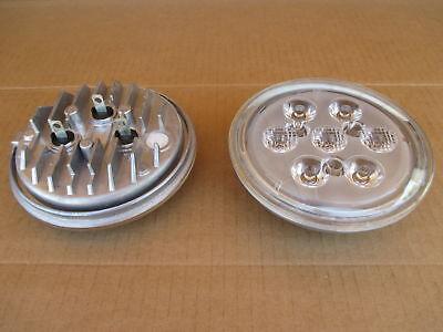 2 Led Hi-lo Headlights For Massey Ferguson Light Mf 1505 165 175 180 1800 1805