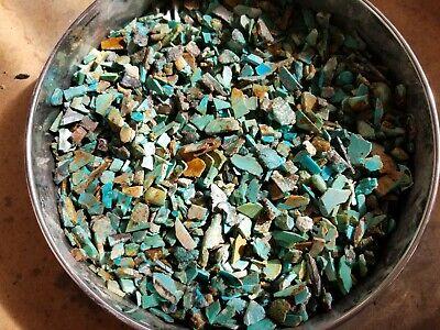 Turquoise rough 1 pound kingman number 8 morenci
