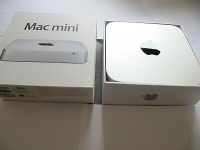 2012 MAC MINI Quad-Core i7 2.3Ghz 16GB RAM,480GB SSD,Dual ssd fitt kit included