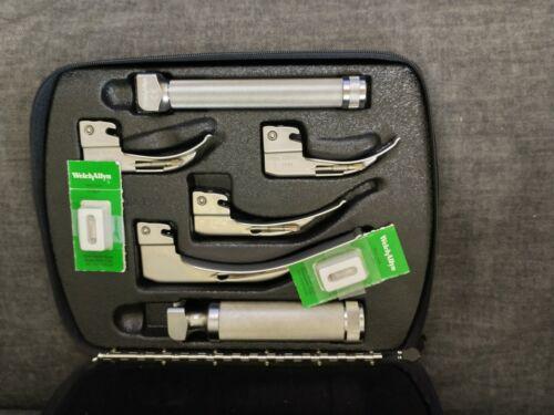 Welch Allyn Laryngoscope and Standard