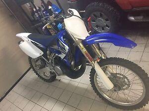 Yamaha yz250 2014