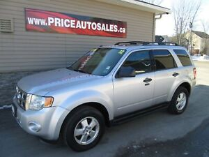 2012 Ford Escape XLT - HEATED LEATHER - SUNROOF!!!