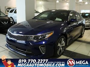 2018 Kia Optima SXL TURBO NAV RCAM