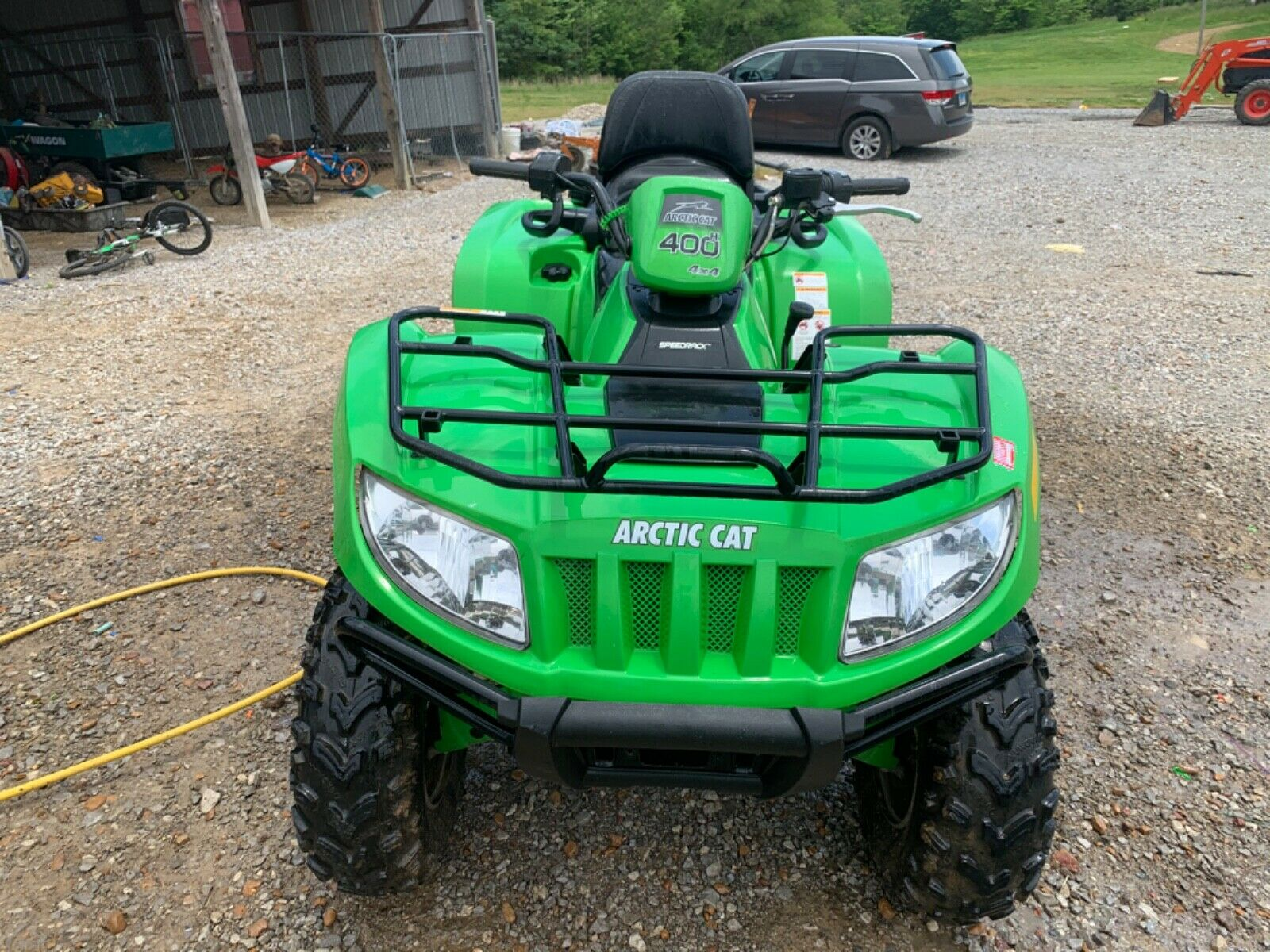 2009 Arctic Cat 400 H1 2 seater no reserve mechanics special