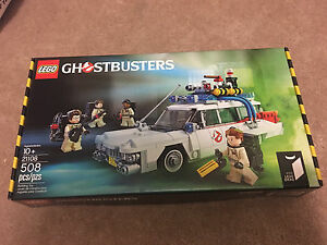 Ecto-1 Ghostbusters Lego - 21108 Brand New unopened