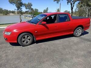 2005 Holden Crewman S