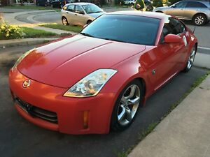 2006 Nissan 350z Base (Manual)
