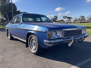 1978 Holden HZ Premier V8