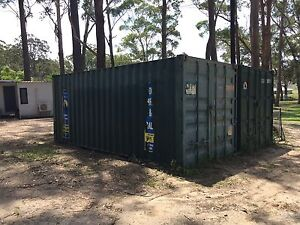 Shipping container 20 foot Bensville Gosford Area Preview