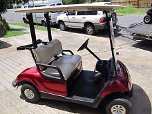 Yamaha G29 with new paint and batteries, beautiful cart  East Brisbane Brisbane South East Preview