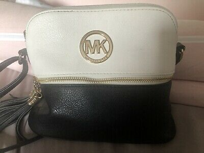 michael kors bags used black