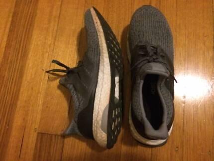 5b7cb98e3ae Adidas Ultra Boost 3.0 Mystery Grey