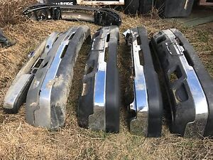 Bumpers for sale, 06 chev, 05 dodge