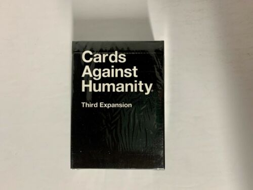 NEW Cards Against Humanity Third Expansion - Party Game