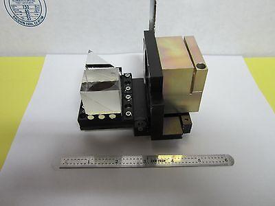 Microscope Leica Reichert Polyvar Prism Assembly Optics Binh3-11