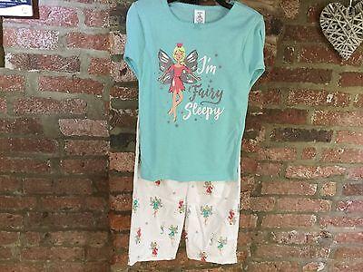 Fairy Pjs Pyjamas Set Top & Trousers. Age 4 Carters