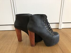 Jeffrey Campbell boots, size 37/US6.5