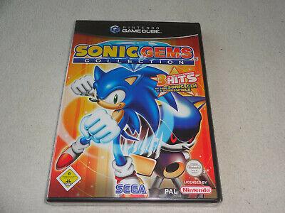 Sonic Gems Collection Nintendo Gamecube Spiel neu new