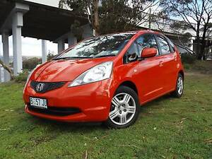 FROM ONLY $31 P/WEEK ON FINANCE* 2010 HONDA JAZZ HATCHBACK North Hobart Hobart City Preview