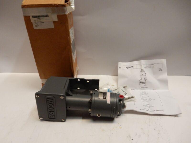 MOORE 173S PNEUMATIC PRESSURE TRANSMITTER 300-1100 PSI NEW