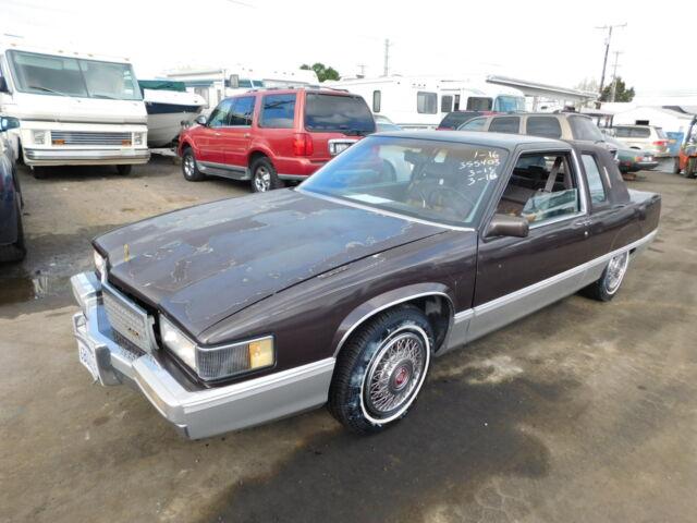 Imagen 1 de Cadillac Fleetwood brown