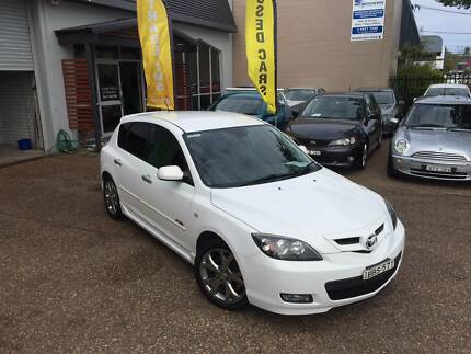 2007 Mazda 3 SP23 2.3L 4 CYLINDER hatchback - MANUAL