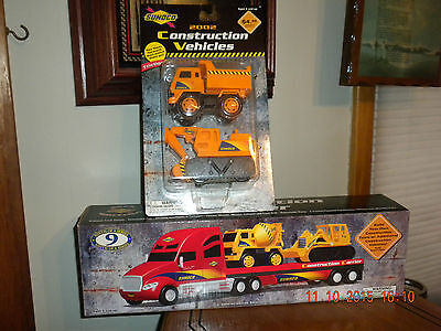 2002 Sunoco Construction Carrier Truck w/Additional Friction Power Vehicles  NEW
